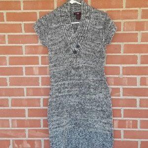 Ultra Flirt sweater dress, sz M